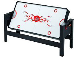 3 in 1 air hockey table fat cat 3 in 1 flip table 6 multi game table