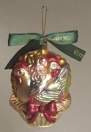 waterford twelve days of christmas holiday heirlooms at
