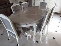 tapisserie salle a manger salle a manger blanc ceruse bahut meuble salle à manger la déco