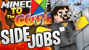 minecraft mods to the core 42 side jobs youtube