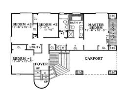 upside down floor plans eplans contemporary house plan upside down plan for that view