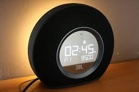 clock radio with night light jbl horizon bluetooth clock radio with ambient light contest and