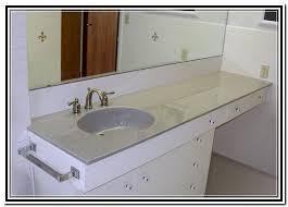 48 vanity top offset sink sink ideas