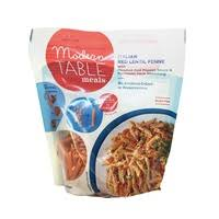 Modern Table Meals by Grains Rice U0026 Dried Goods At Whole Foods Market Instacart