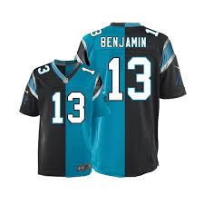 nfl lights out black jersey 13 game kelvin benjamin carolina panthers mens jersey nfl lights out