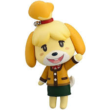no 386 animal crossing new leaf shizue isabelle winter ver