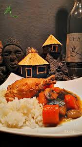 la cuisine de christine la cuisine de christine le poulet à la mangue du pico do fogo