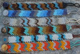 weave beaded bracelet images Bead weaving classes jpg