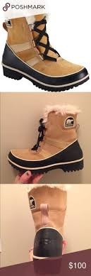 sorel s tivoli ii winter boots size 9 sorel tivoli ii herringbone boot waterproof brand only worn