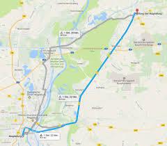 Std Map 5 Oktober Helmstedt Magdeburg Burg Das Ig Bau Mobil War