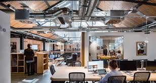 airbnb rethinks interiors strategy for new international hq