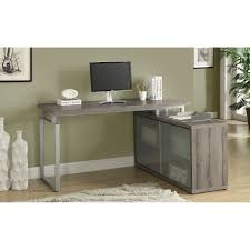 L Shaped Computer Desk With Hutch L Shaped Desks With Hutch Muallimce