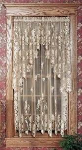 Heirloom Lace Curtains For The Bathroom Bathroom Ideas Pinterest Victorian Window