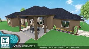 gallery mcleod home designs llc custom kennewick house designer