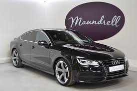 audi a7 parking used porsche sports and performance cars for sale