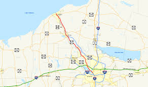 Maps Route by New York State Route 57 Wikipedia