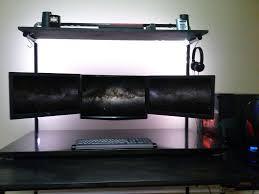 diy pipe computer desk amazon com commander s console desk frame black pipes black