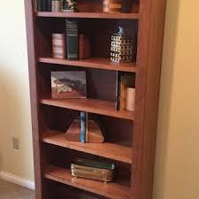 Shaker Bookcase Custom Bookshelves Stigler U0027s Woodworks Cincinnati Oh