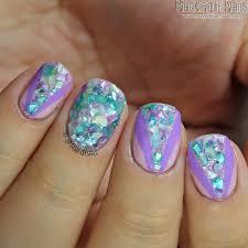 magically polished nail art blog pretty woman seashell kit