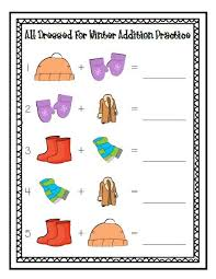 winter sequencing worksheets for preschoolers kindergarten
