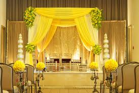 decoration for indian wedding wedding decor view indian wedding stage decoration images for