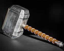 hammer of thor etsy