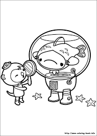 87 images octonauts colouring