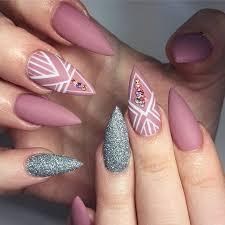 stiletto nails kortenstein nails pinterest pink nails