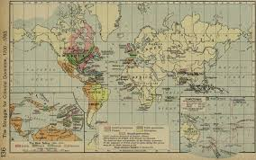 World Map Oldest by Historical Map Showing Colonies And Territories Silver Tongue