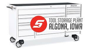 snap on tool storage cabinets algona iowa tool storage plant pride in manufacturing snap on