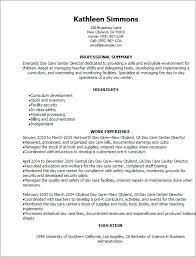 daycare supervisor cover letter