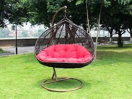 Swing Chair Patio Two Person Swing Chair Seats Suspended Chair Patio Lover