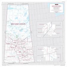 Churchill Canada Map by Map Of Saskatchewan Elections Canada Online