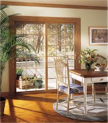 Patio French Doors With Built In Blinds by Exterior French Doors With Built In Blinds
