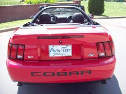 ford mustang svt cobra convertible for sale used cars on