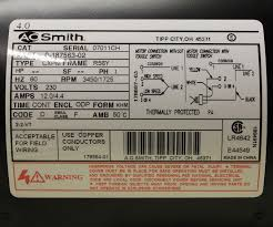 wiring diagram for century electric motor the within ao smith 2