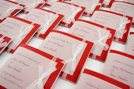 wedding booklets mass booklets wedding invitations bluebell wedding invitations
