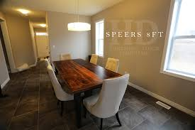 furniture kitchener reclaimed wood harvest table in kitchener ontario home