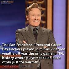Packers 49ers Meme - joke the san francisco 49ers and green bay packers play