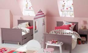chambre mezzanine fille chambre fille vertbaudet gain de place chambre enfant