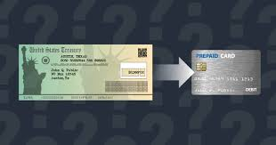 how to put a check on a prepaid card pros and cons of tax refund prepaid cards creditcards
