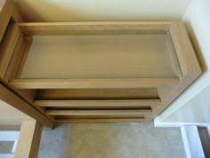 malm high bed frame 2 storage boxes white stained oak veneer