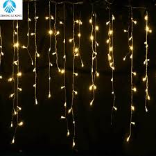 cheapest christmas outdoor lights decorations string lights christmas outdoor decoration 5m droop 0 4 0 6m curtain