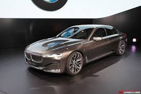 future bmw auto china 2014 bmw vision future luxury concept gtspirit
