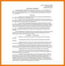 franchise agreement form hitecauto us