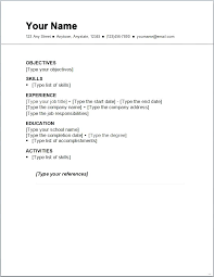simple job resume format pdf this is simple job resumes articlesites info