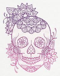 image result for skull tattoos