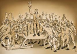 what caused the tennis court oath custom essay