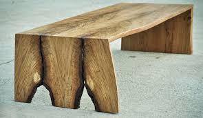 Slab Coffee Table by 5 Fabulous Rustic Wood Slab Coffee Tables