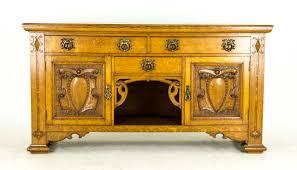 antique oak sideboard oak sideboard french oak sideboard art